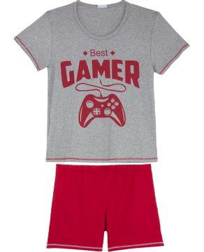 Pijama-Masculino-Homewear-Bermuda-Viscolycra-Game