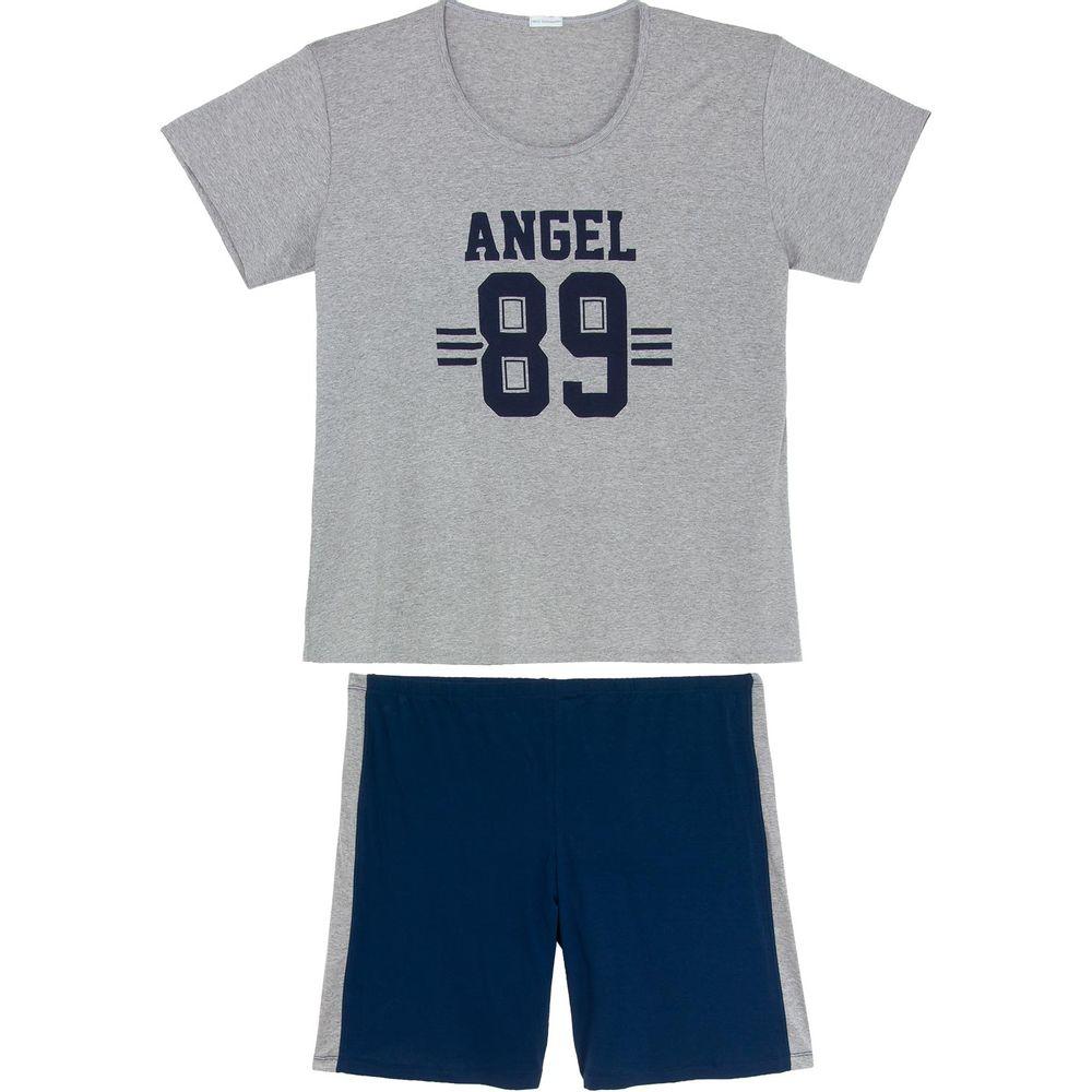 Bermudoll-Plus-Size-Homewear-Viscolycra-Angel-89