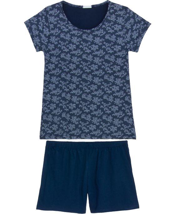 Shortdoll-Homewear-Viscolycra-Floral-Poa