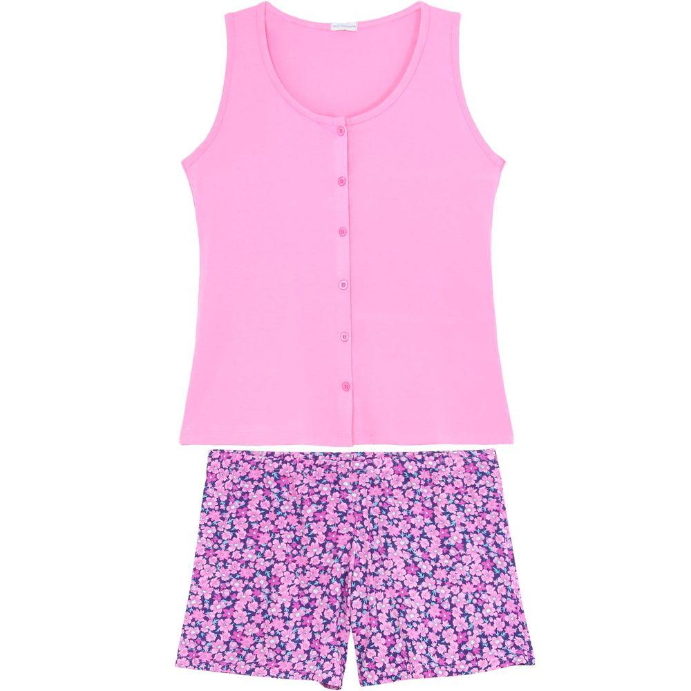 Bermudoll-Homewear-Regata-Aberto-Viscolycra-Floral