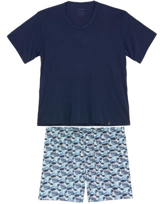 Pijama-Plus-Size-Masculino-Tombini-Microfibra-Ondas