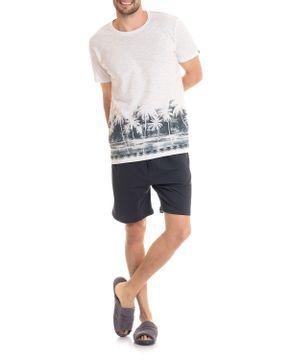 Pijama-Masculino-Tombini-Bermuda-Algodao-Tropical