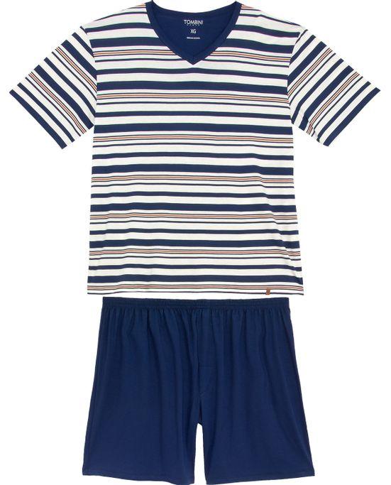 Pijama-Plus-Size-Masculino-Tombini-Viscolycra-Listras