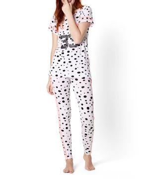 Pijama-Feminino-Joge-Legging-Viscolycra-Dalmata
