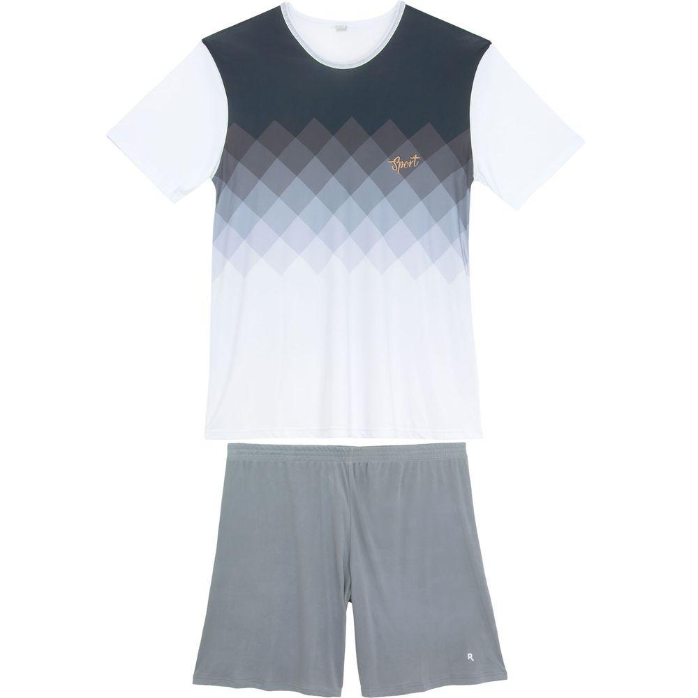 Pijama-Masculino-Recco-Microfibra-Geometrico