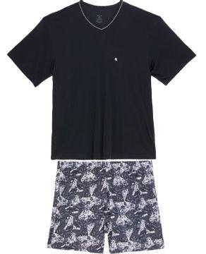 Pijama-Plus-Size-Masculino-Recco-Microfibra-Games