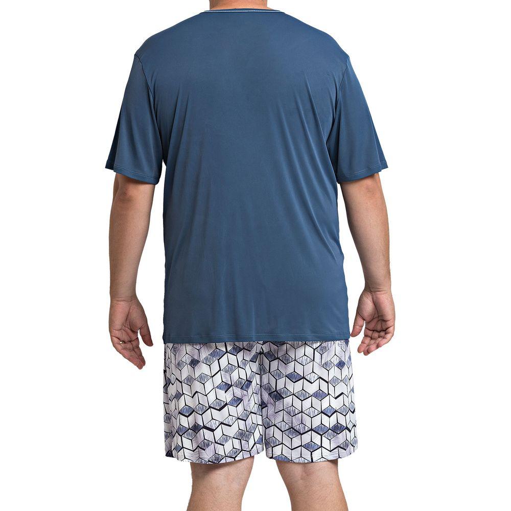 Pijama-Plus-Size-Masculino-Recco-Microfibra-Grafismo