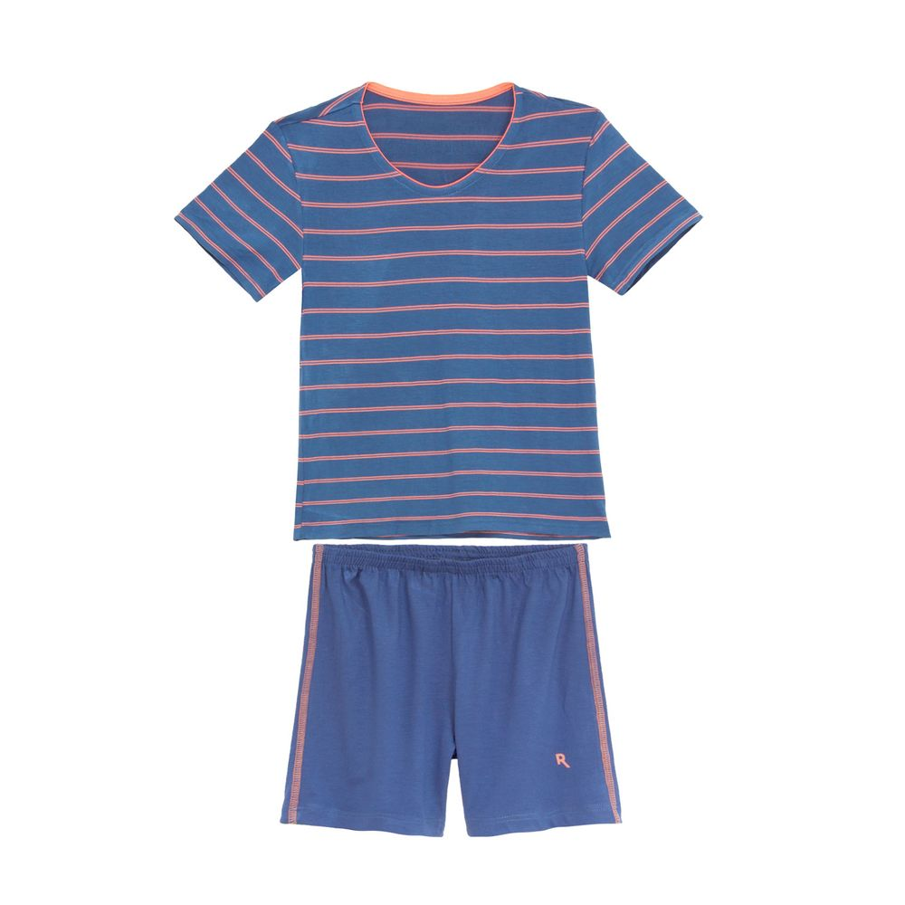 Pijama-Infantil-Masculino-Recco-Viscolycra-Listras
