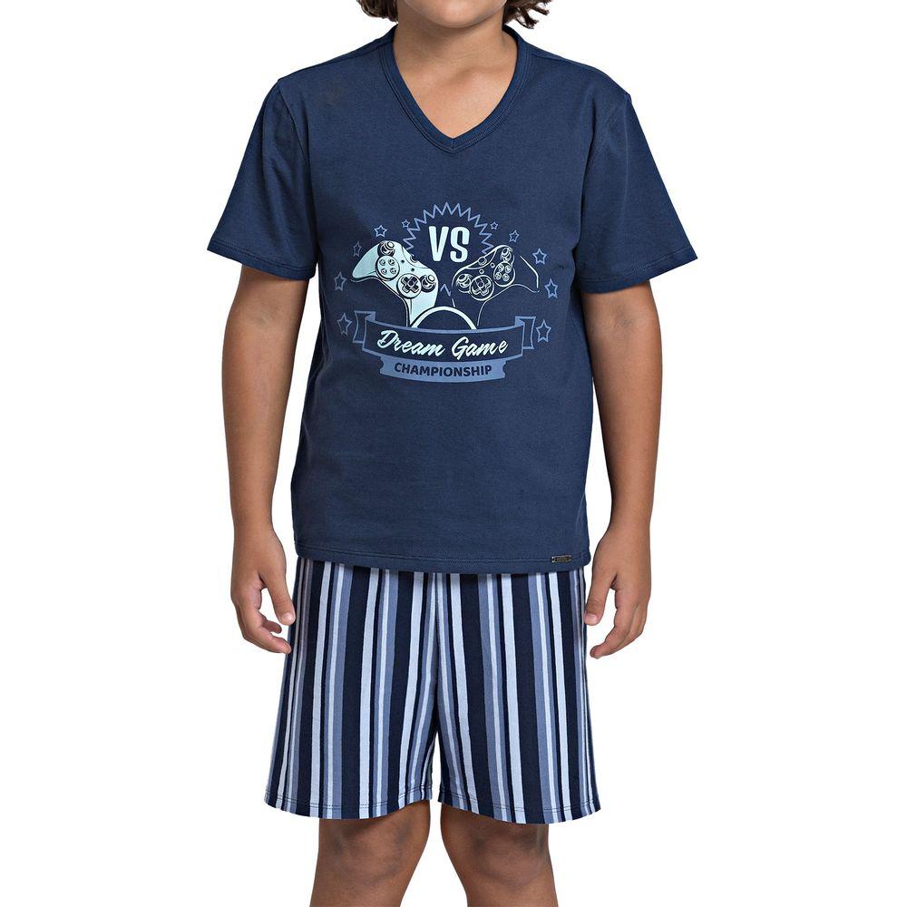 Pijama-Infantil-Masculino-Recco-Algodao-Video-Game