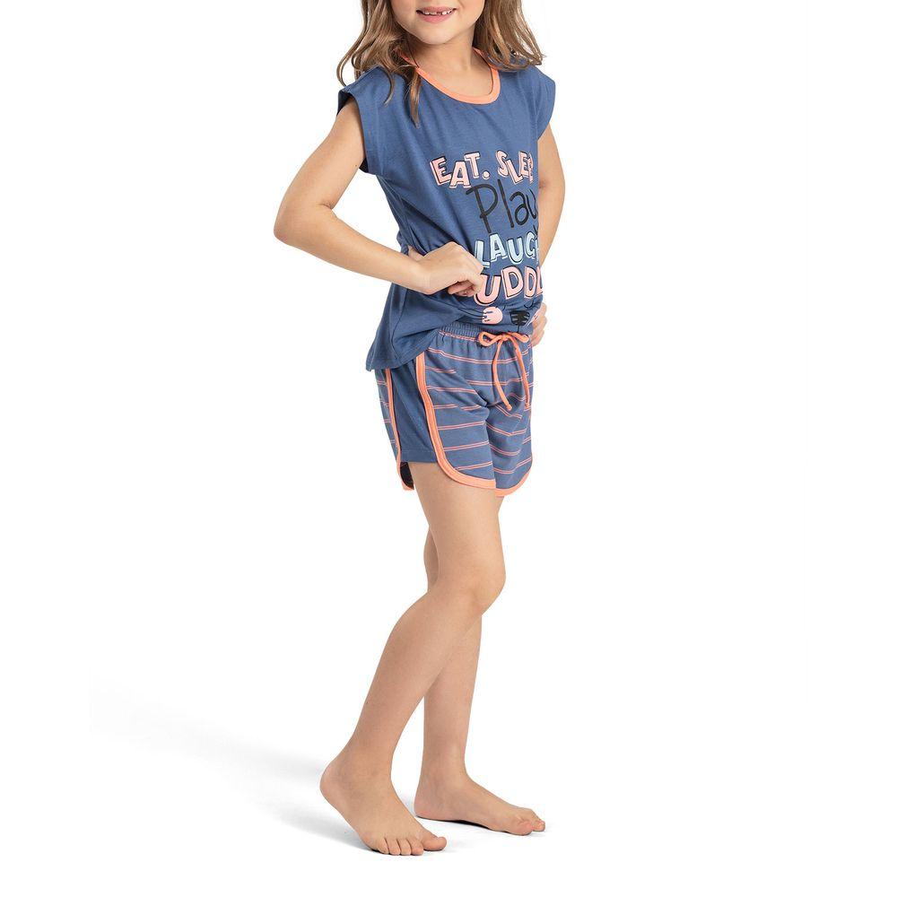 Shortdoll-Infantil-Recco-Viscolycra-Frase