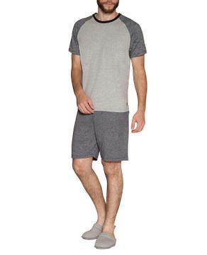 Pijama-Masculino-Laibel-Algodao-Raglan-Bermuda