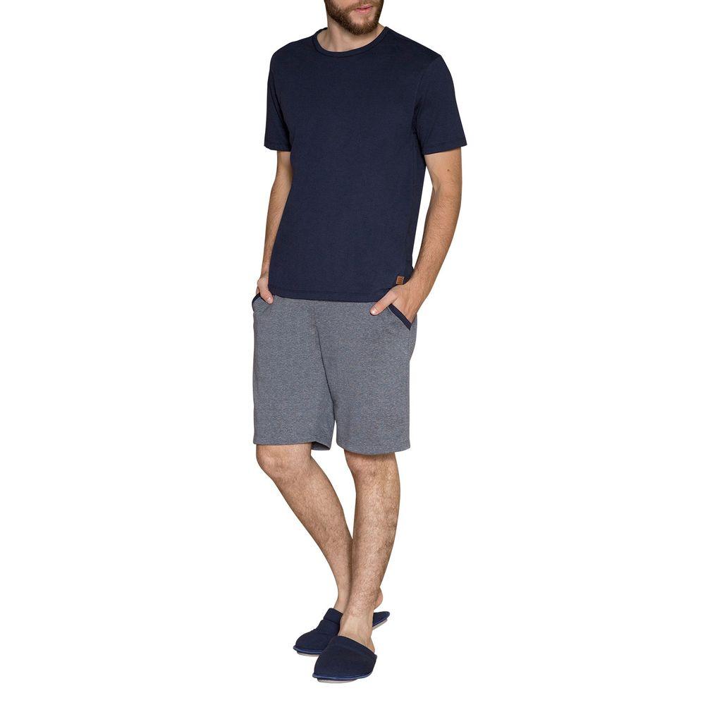 Pijama-Masculino-Laibel-Algodao-Bermuda-Malha-Favo