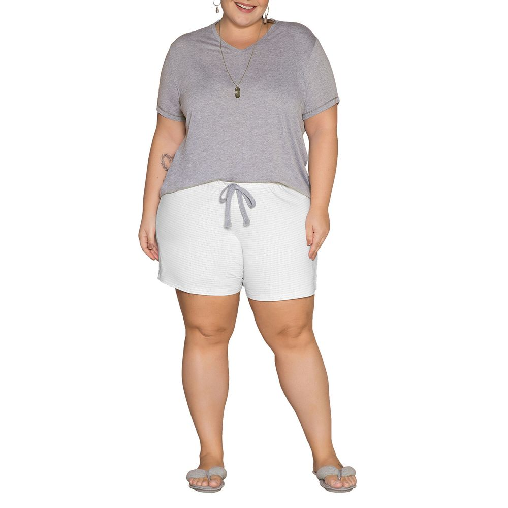 Shortdoll-Plus-Size-Laibel-Viscose-Short-Listras