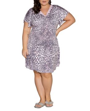Camisola-Plus-Size-Laibel-Renda-Animal-Print