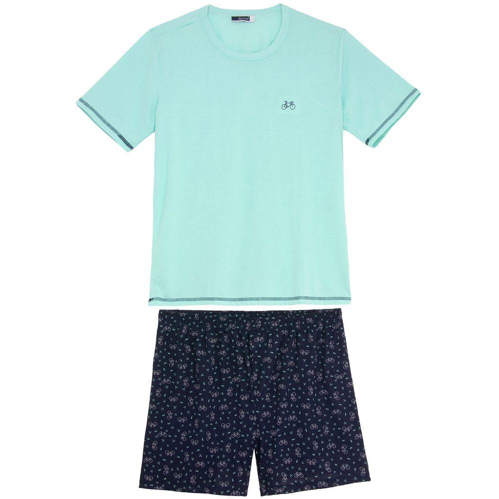 Pijama-Masculino-Lua-Cheia-Bermuda-Bicicleta
