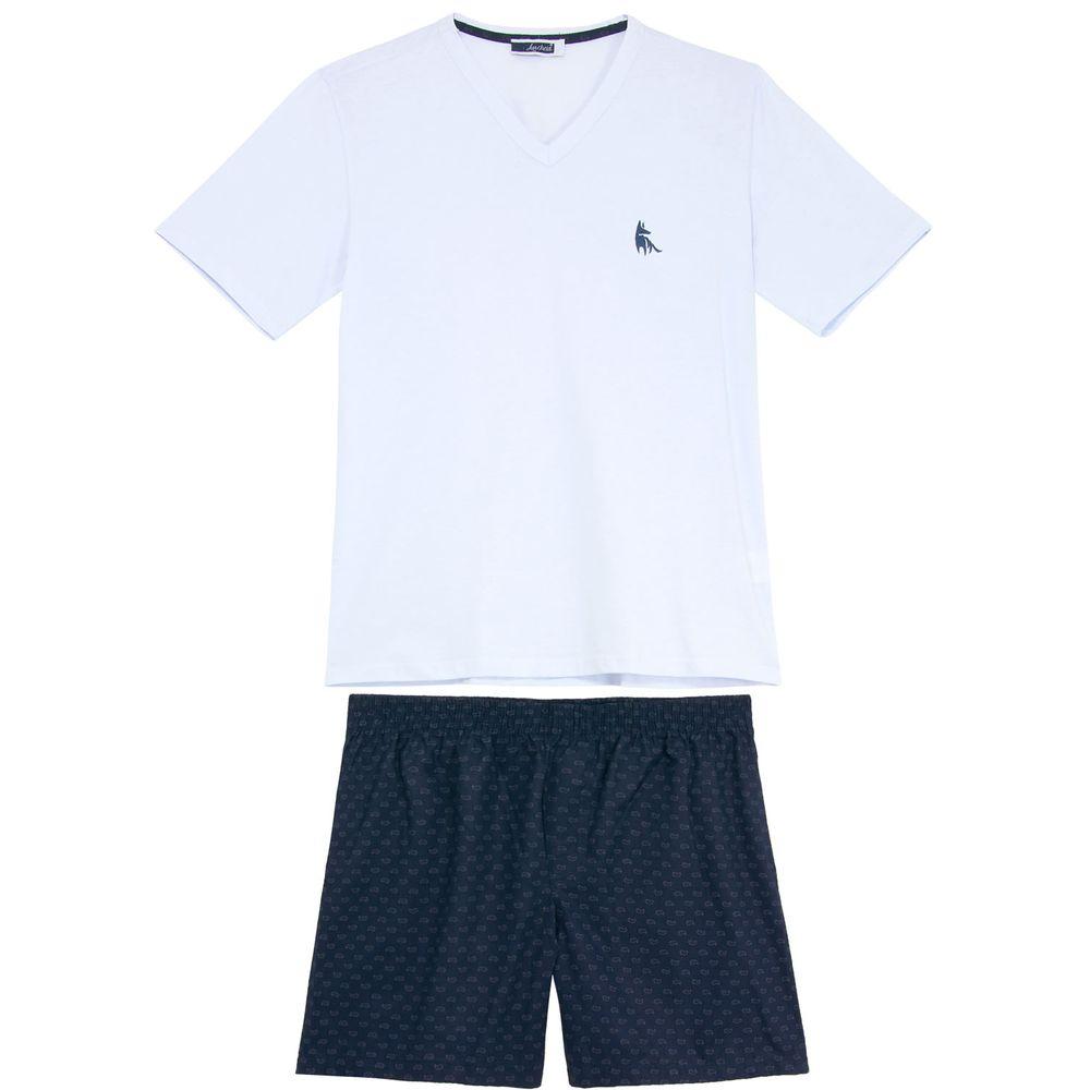 Pijama-Masculino-Lua-Cheia-Algodao-Short-Estampado