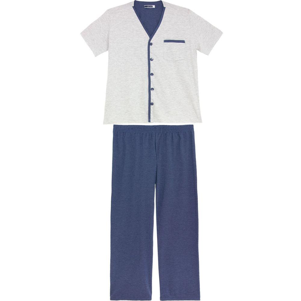 Pijama-Plus-Size-Masculino-Lua-Cheia-Aberto-Calca