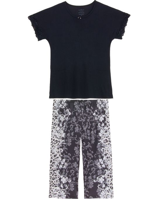 Pijama-Pescador-Daniela-Tombini-Microfibra-Onca