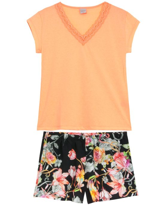 Shortdoll-Lua-Encantada-Algodao-Renda-Floral
