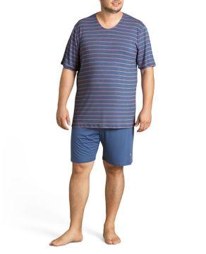 Pijama-Plus-Size-Masculino-Recco-Viscolycra-Listras