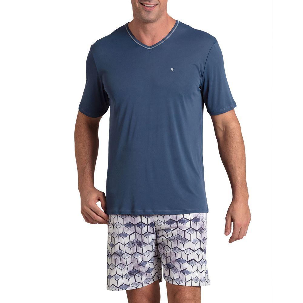Pijama-Masculino-Recco-Microfibra-Grafismo