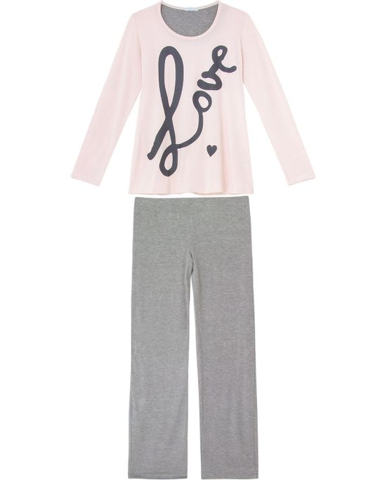 Pijama-Feminino-Homewear-Longo-Viscolycra-Love