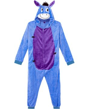 Pijama-Fantasia-Burro-Pooh-Kigurumi-Zona-Criativa