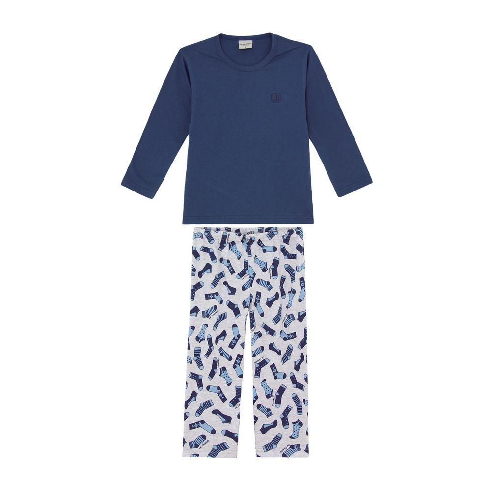 Pijama-Infantil-Masculino-Lua-Encantada-Calca-Meias