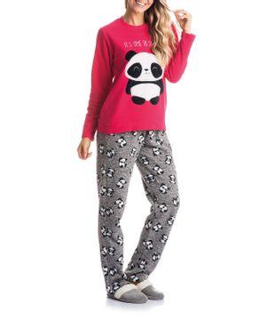 Pijama-Feminino-Daniela-Tombini-Soft-Panda-Peluciado