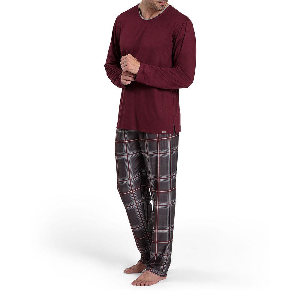 Pijama-Masculino-Recco-Viscolycra-Calca-Cetim-Flanelado
