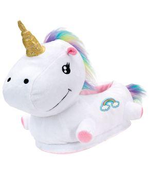 Pantufa-Unicornio-3D-Ricsen-Antiderrapante