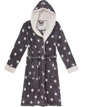 Robe-Feminino-Lua-Lua-Chambre-Fleece-Estrelas
