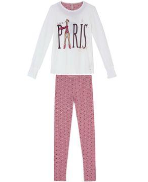 Pijama-Feminino-Lua-Lua-Calca-Peletizada-Fechadura