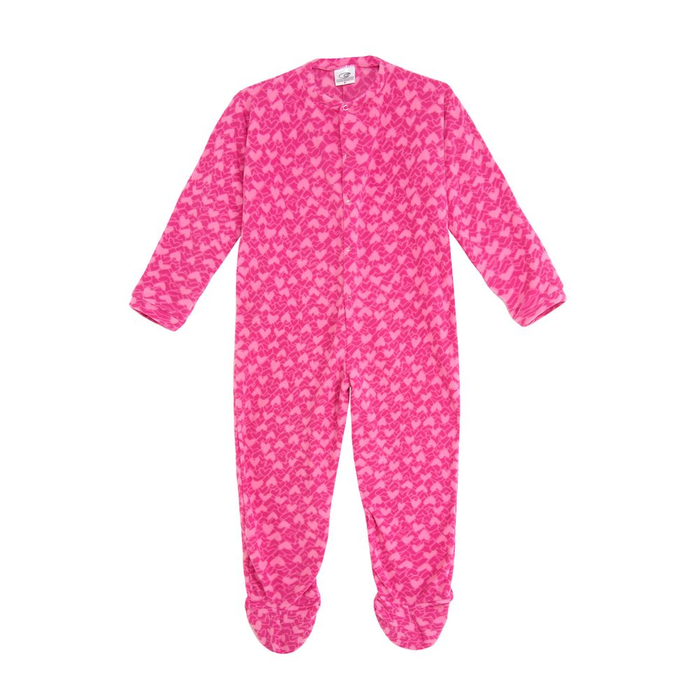 Macacao-Infantil-com-Pe-Papa-s-Wave-Soft-Coracoes