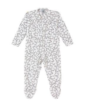 Macacao-Infantil-com-Pes-Papa-s-Wave-Soft-Pinguim