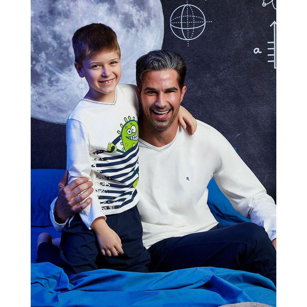 Pijama-Masculino-Recco-100--Algodao-Calca-Bolso