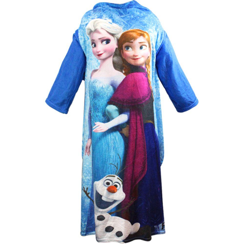 Cobertor-com-Mangas-Frozen-Zona-Criativa-Soft