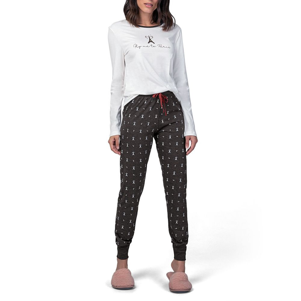 Pijama-Feminino-Lua-Lua-Algodao-Comfort-Torre-Eiffel