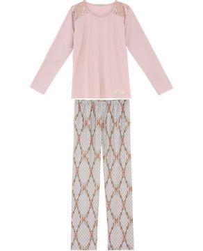 Pijama-Feminino-Toque-Intimo-Suedine-Ombro-Veludo