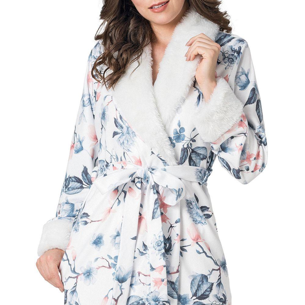 Robe-Feminino-Toque-Intimo-Soft-Peluciado-Floral