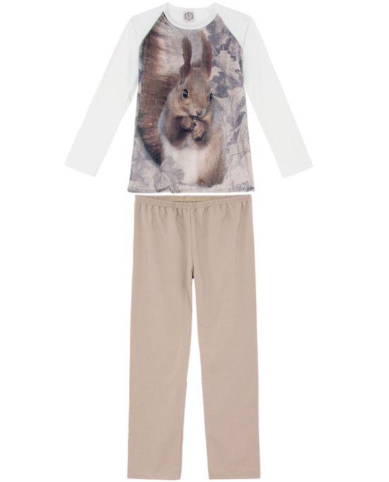 Pijama-Feminino-Toque-Intimo-Moletinho-Peluciado-Estampado