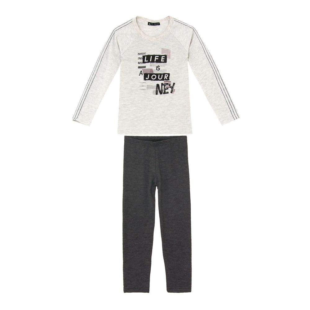 Pijama-Infantil-Masculino-Toque-Intimo-Algodao-Frase