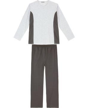 Pijama-Plus-Size-Masculino-Toque-Intimo-Algodao-Recorte