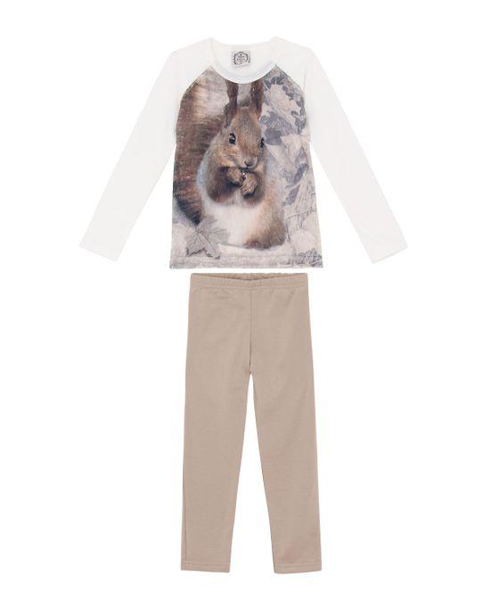 Pijama-Infantil-Feminino-Toque-Intimo-Moletinho-Esquilo
