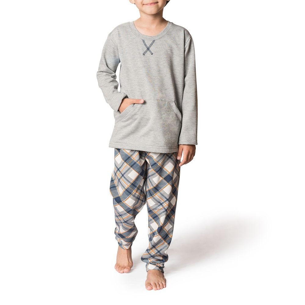 Pijama-Infantil-Toque-Intimo-Moletinho-Bolso-Canguru