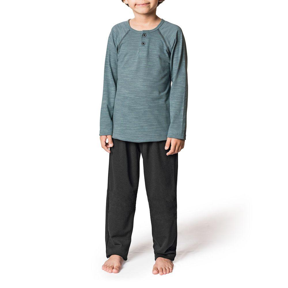 Pijama-Infantil-Masculino-Toque-Intimo-Flame-Botoes