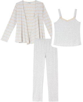 Pijama-Feminino-Lua-Cheia-3-Pecas-Viscolycra-Listras