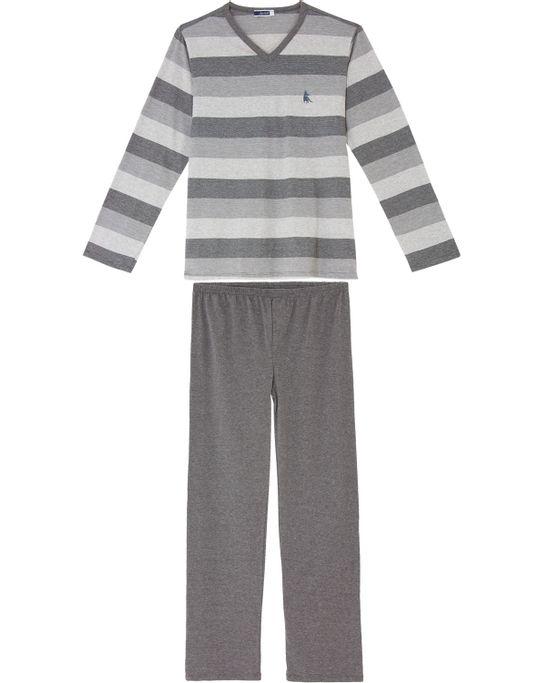 Pijama-Masculino-Lua-Cheia-Algodao-Longo-Listras