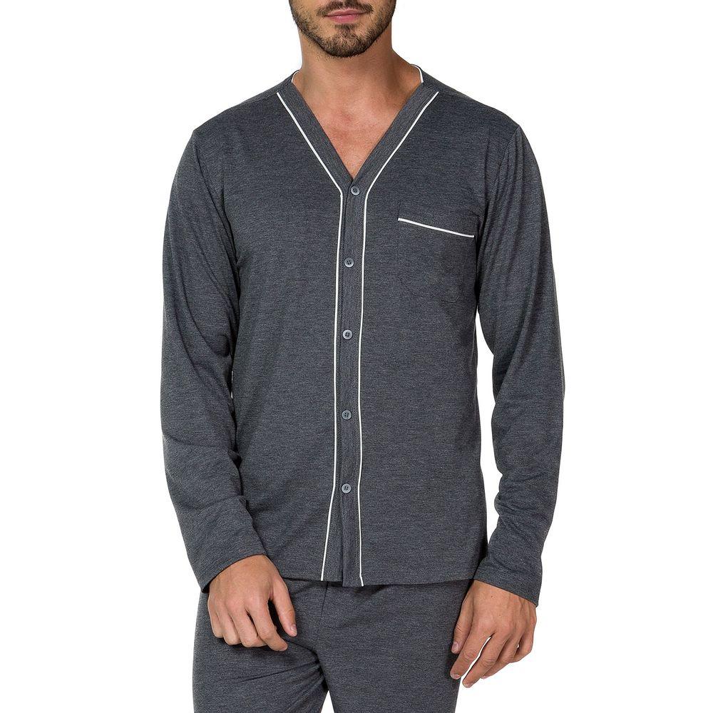 Pijama-Masculino-Lua-Cheia-Aberto-Longo-Malha