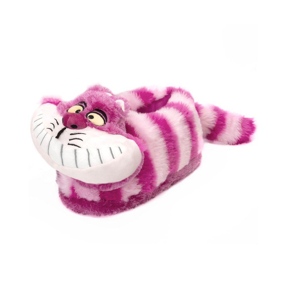 Pantufa-Gato-da-Alice-3D-Ricsen-Disney-Antiderrapante